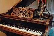 Продам антикварний австрійський рояль Gebrüder Stingl Wien