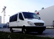 Транспортні послуги мікроавтобусами на 8 місць зі Львова