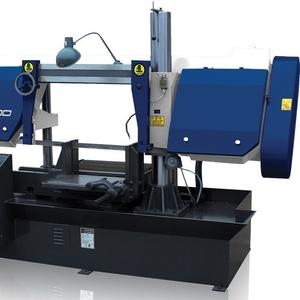 Двухколонный ленточнопильный станок ZENITECH CH-500 (Ø 500 мм)