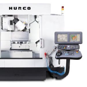 5-ти осевые вертикальные обрабатывающие фрезерные центры HURCO серии V