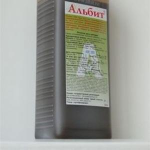 Продажа с доставкой по Украине альбита