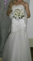продам. красивое свадебное платье